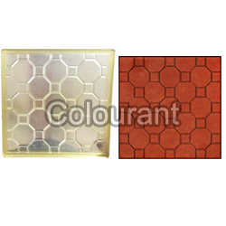 CT-05 Rubberised PVC Floor Tiles Moulds