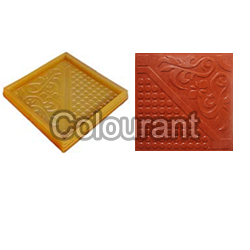 CT-07 Rubberised PVC Floor Tiles Moulds