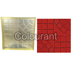 CT-09 Rubberised PVC Floor Tiles Moulds