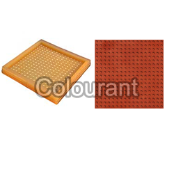 CT-14 Rubberised PVC Floor Tiles Moulds