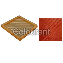 CT-62 Rubberised PVC Floor Tiles Moulds
