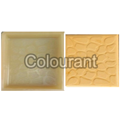 CT-71 Rubberised PVC Floor Tiles Moulds