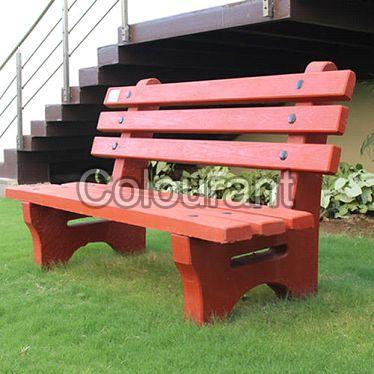 FRP Garden Bench Mould