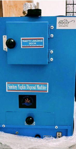Automatic Sanitary Napkin Incinerators