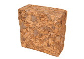 Coconut Husk Blocks