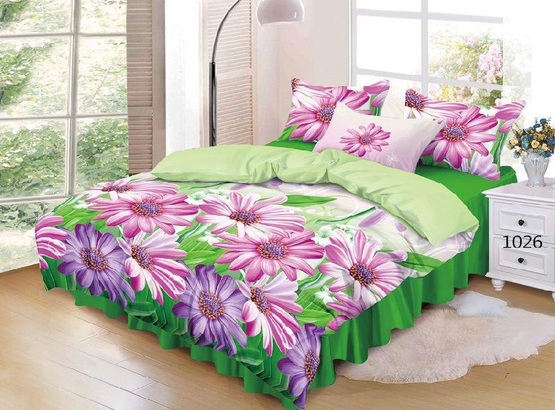 Cotton Double Bed Sheet Set