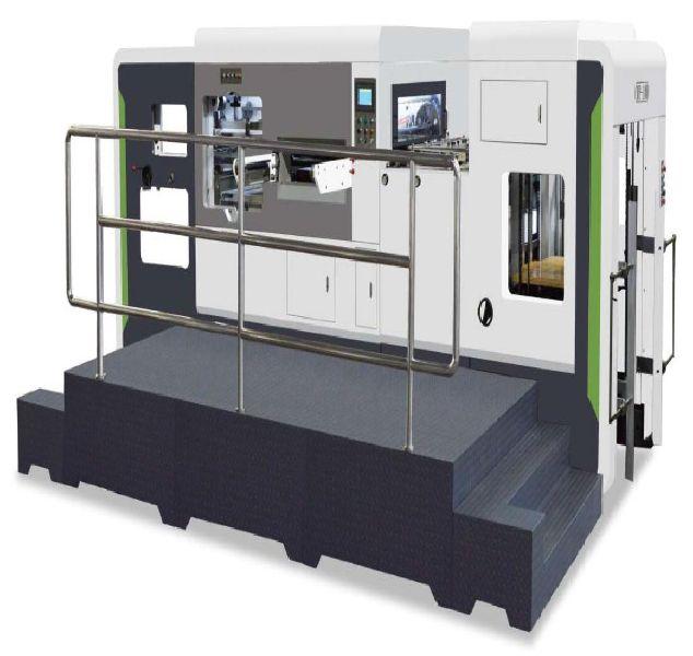 Flat Bed Die Cutting Machine