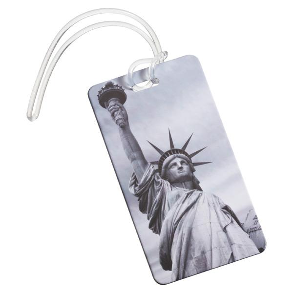 PVC Luggage Tags