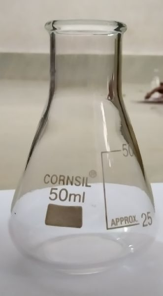 CORNSIL® Conical Flask