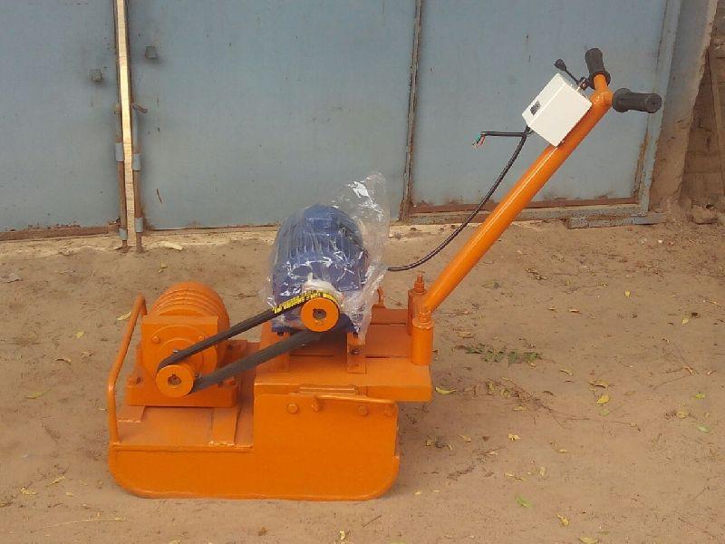Earth Compactor Machine