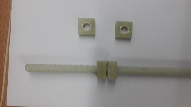 Epoxy Fiberglass Nut Bolt