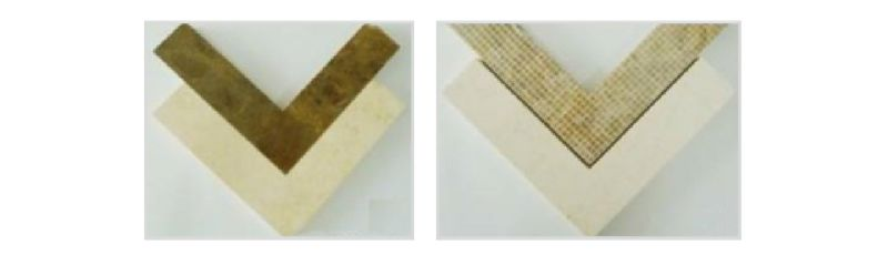 Stone & Ceramic Industry and Increases production by making negative angle in stone and ceramic inla