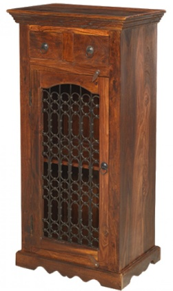 Reclaimed Entertainment Cabinet