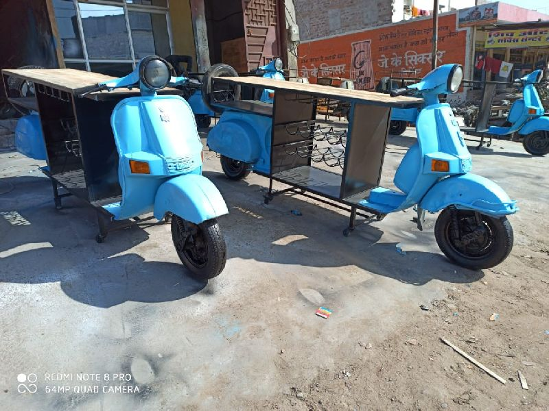 Scooter Table