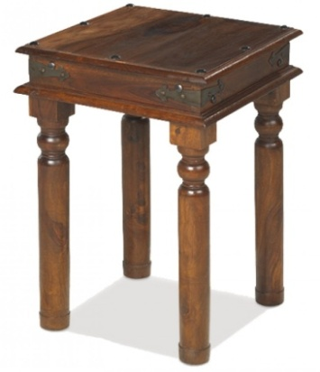 Reclaimed Thacket Lamp Table