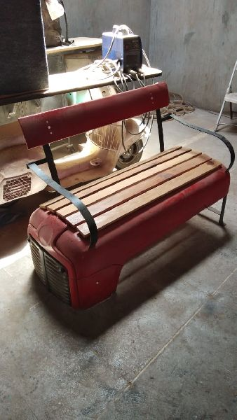 Tractor Bench
