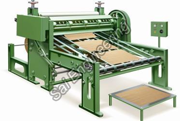 Automatic Rotary Sheet Cutting Machine