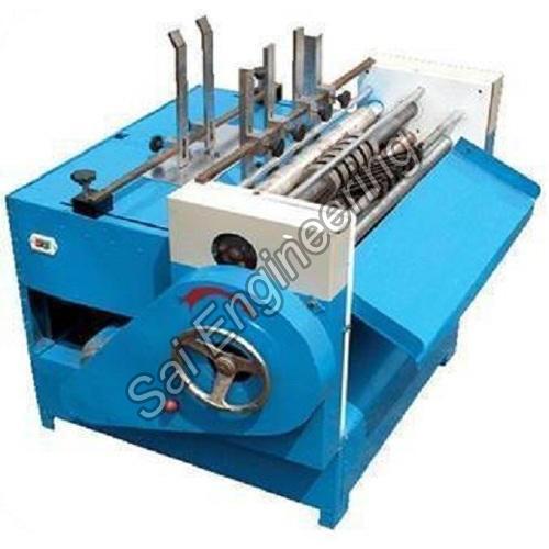 Partition Slotter Carton Machine