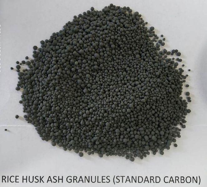 Rice Husk Ash Granules 02