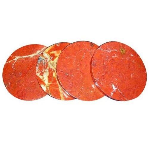 Orange Agate Coaster