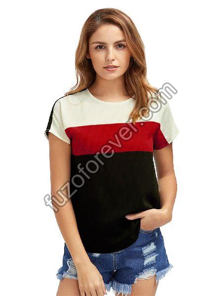 Red Tipsy 224 Top