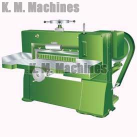High Speed Semi Automatic Paper Cutting Machine