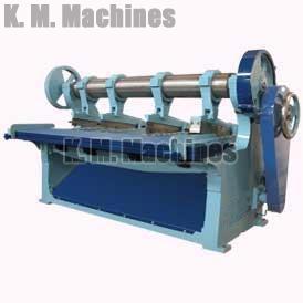 Overhung Eccentric Slotting Machine