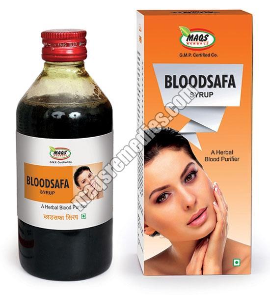 Blood Safa Syrup