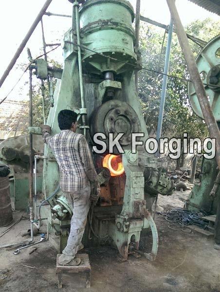 Stainless Steel ring forging