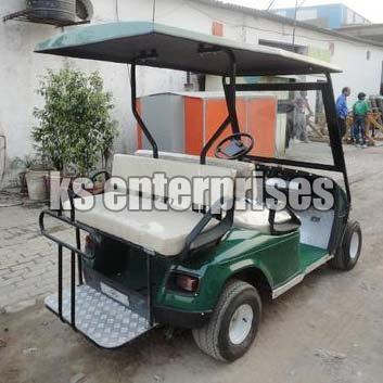 Four Seater Golf Cart