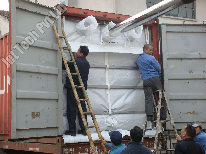 Sea Bulk Container Liner 02