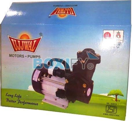 Printed Box for Monoblock Pumps