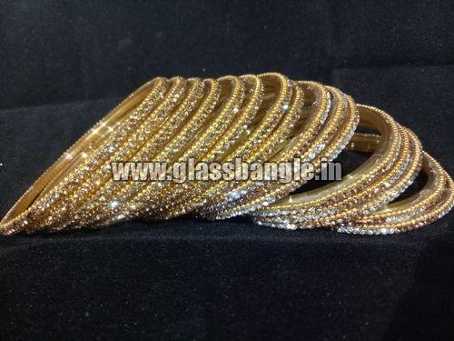 Glass Lakh Bangles