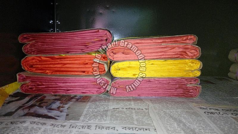 Coloured Twisted Garad Fabric 02
