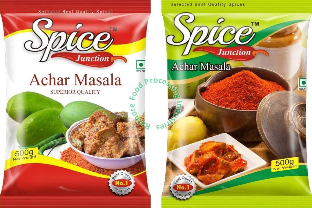 Spice Junction Achar Masala