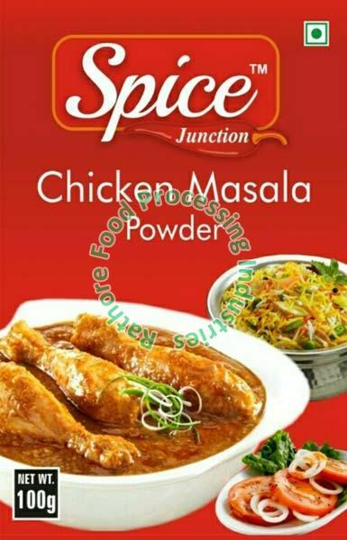 Spice Junction Chicken Masala Powder