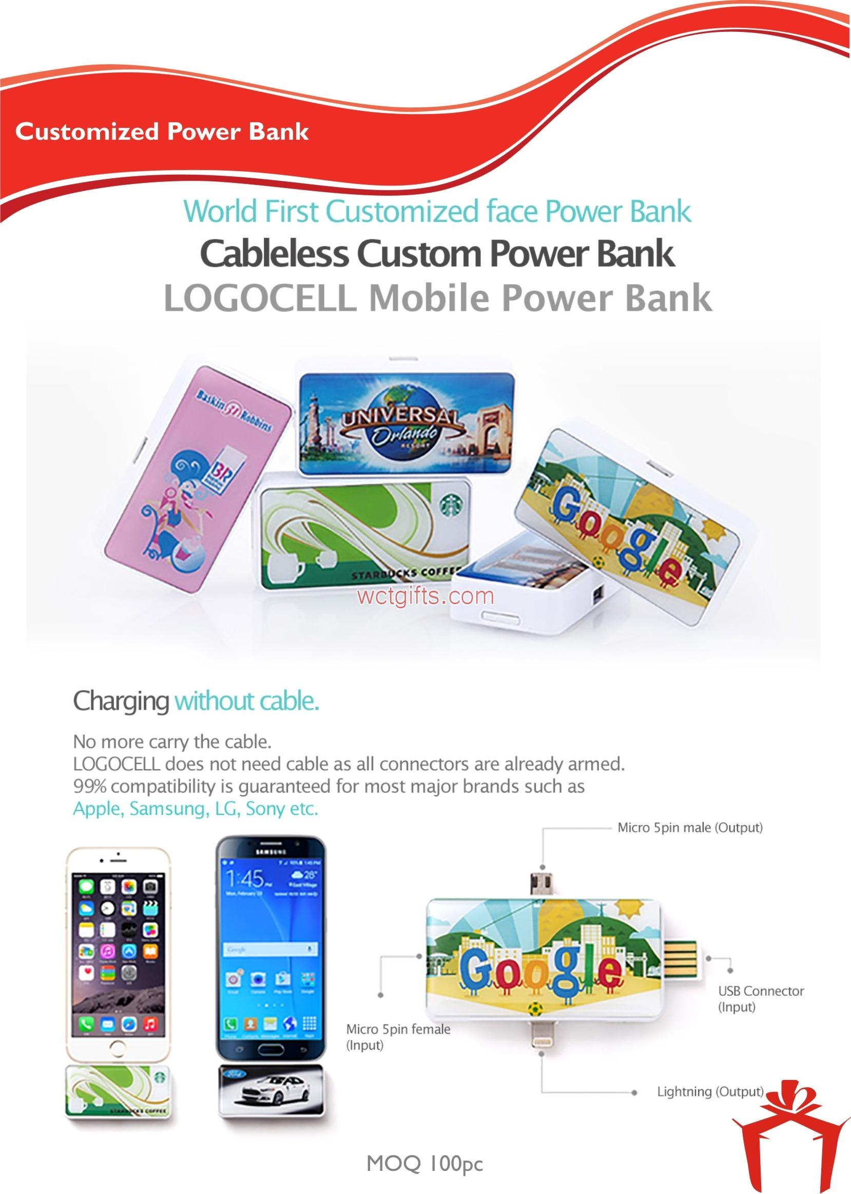 Customized Power Bank