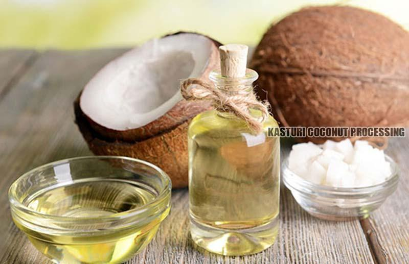Copra Based Coconut Oil