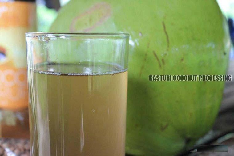 Coconut Sap Water