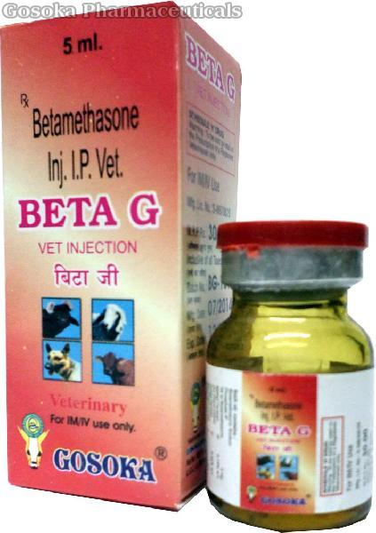 Beta G Injection