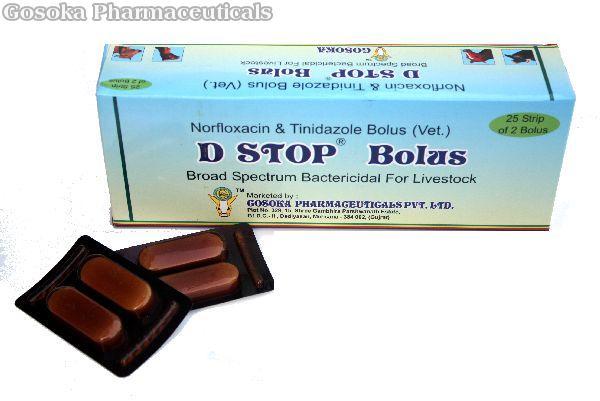 D Stop Bolus