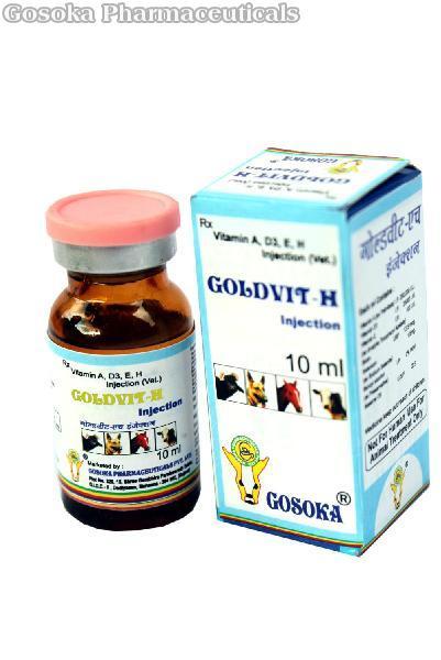 Goldvit - H Injection