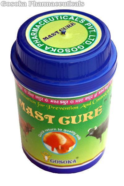 Mast Cure Powder