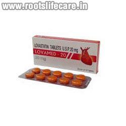 Lovamed-20 Tablets