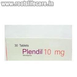 Plendil Tablets