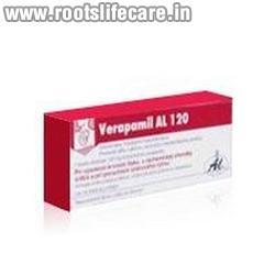 Verapamil AL 120 Tablets