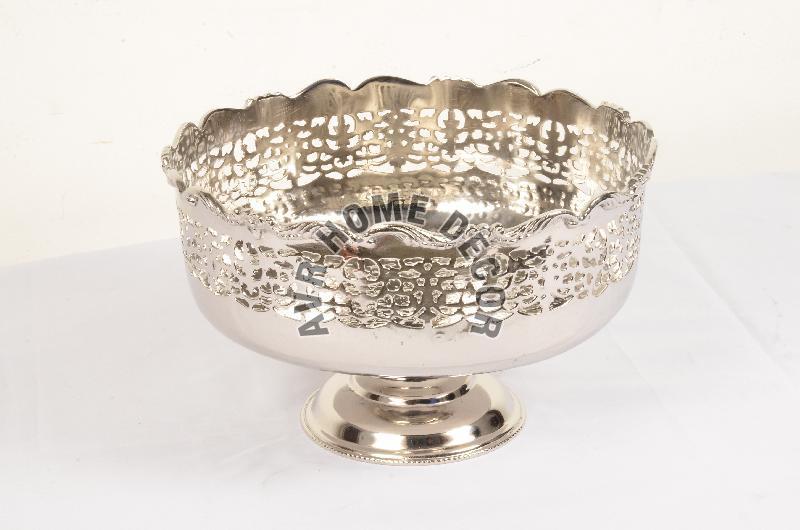 AVR-3016 Silver Bowl