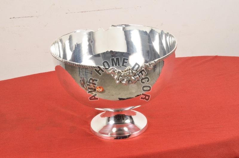 AVR-3018 Silver Bowl