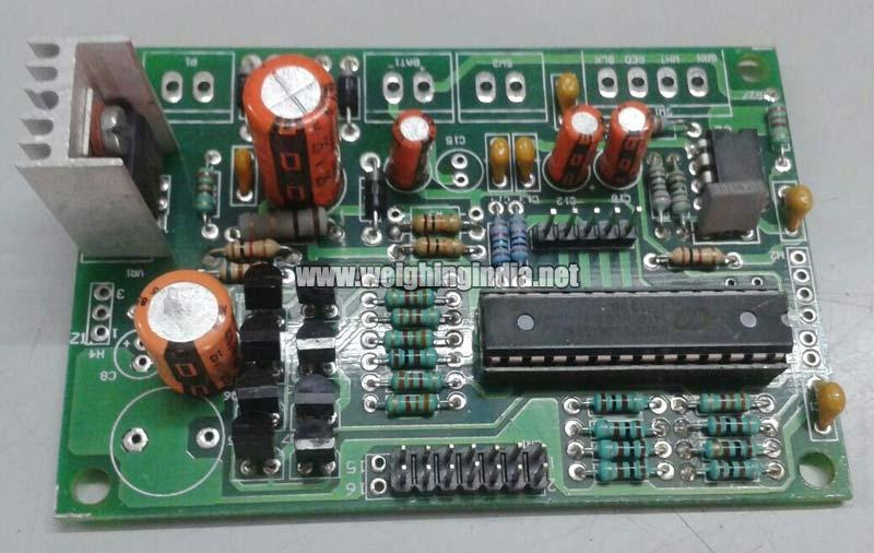 Weighing Scale PCB (710)