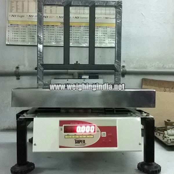 Platform Scale 01